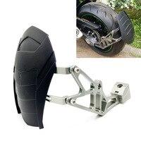 For kawasaki Z1000 2011 2012 2013 2014 2015 2016 2017 Motorcycle Splash Mud Dust Guard Rear Fender CNC Bracket Shield Mudguard