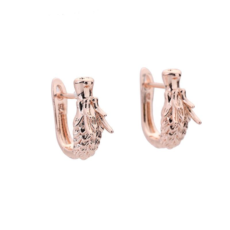 Punk dragon earrings (6)