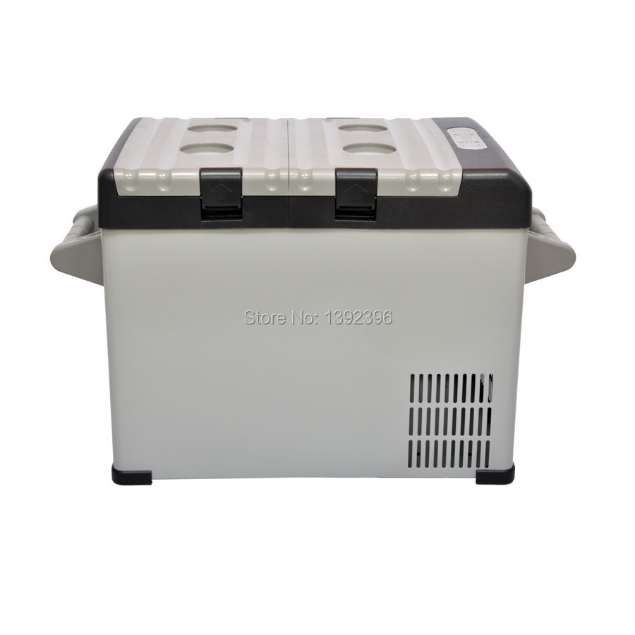 Car Refrigerator With Compressor Mini Fridge Portable