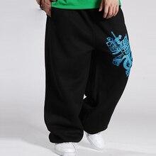 Neue 2016 mode mens jogger gedruckt männlichen lässige hip hop Baggy Jogger Hosen freien Jogginghose Männer Hosen Pantalon Homme B83
