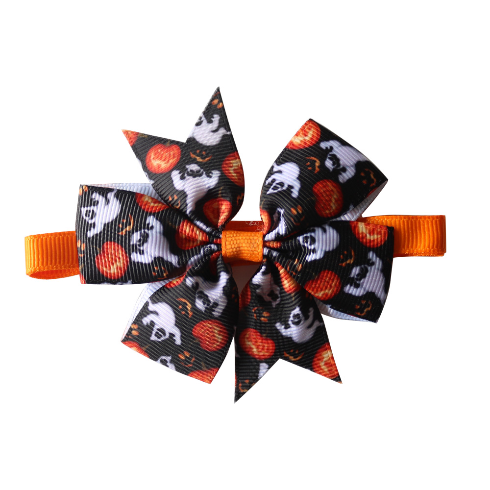 Image 4 - 30 sztuk akcesoria dla zwierząt domowych Halloween wakacje zwierzęta domowe są mucha dla psa krawaty regulowany krawat obroża dla szczeniaka łuk krawat kot produkt dla psa muszkiAkcesoria dla psówDom i ogród -