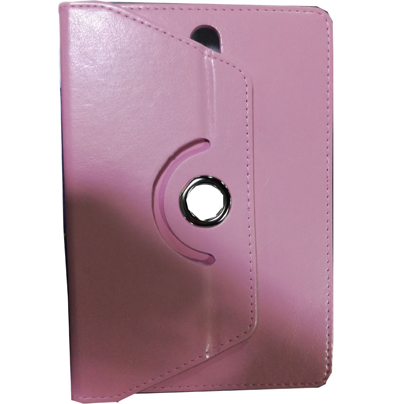 Myslc for 10.1 Inch Tablet BQ-1008G Grace/1050G/10511G/1012G/1011 360 Degree Rotating Universal Tablet PU Leather cover case