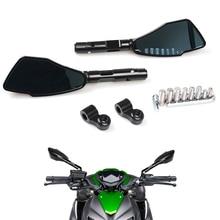 For Honda CB600 CB400 CB500 CB190R CG125 Motorcycle Rearview Mirrors Universal CNC Aluminum Motor Rear View Side Mirror