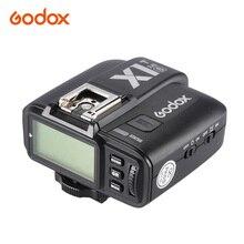 Godox X1T S TTL 1/8000 S HSS Từ Xa Flash Trigger Transmiiter 2.4 Gam Không Dây X Hệ Thống đối với Sony a77II/a7RII/a7R/a58/a99/ILCE6000L