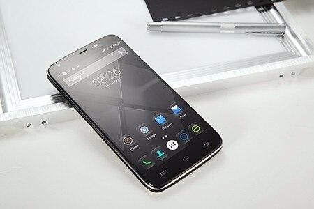 Doogee T6 pro טלפונים ניידים HD 5.5 אינץ ' 3GB RAM+32GB ROM אנדרואיד 6.0 ה-SIM כפול MTK6753 אוקטה Core 13.0 MP 6250mAH WCDMA-LTE, WIFI, GSM
