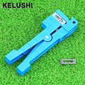 KELUSHI Идеально 45-163 Зачистки Коаксиального Кабеля/Волоконно-Оптический Инструмент Для Зачистки Кабеля: от 1/8 до 7/32 в