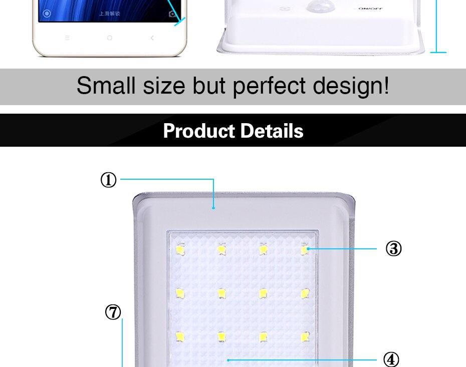 High Quality solar light