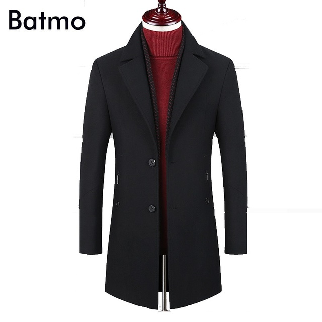 BATMO Winter Wool Thicked...