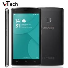 "DOOGEE X5 MAX PRO 4 Г LTE Смартфон 5.0 ""Android 6.0 MTK6737 Quad Core 1.3 ГГц 2 ГБ RAM 16 ГБ ROM 4000 мАч Батареи отпечатков пальцев"