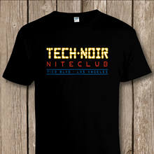 2019 แฟชั่น Terminator Skynet Tech Noir Niteclub T เสื้อ Retro 80 S Sci fi Movie Unisex Tee(China)