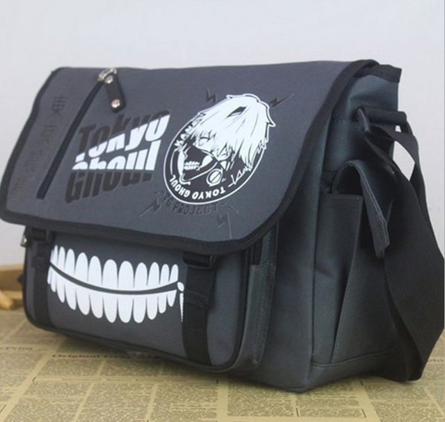 Attack on Titan Sling Pack School Bags Messenger Bag (9 Designs)