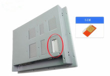 """8"""" LCD monitor all in one touch panel pc cheap price"""