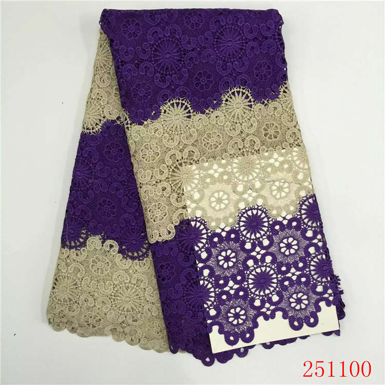 Latest african purple lace peach aso ebi styles 2016 african lace fabric embroidered nigeria bridal fabric