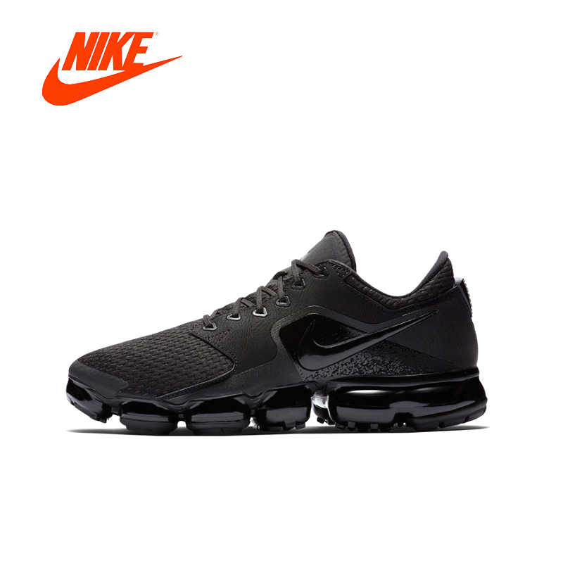 Original New Arrival Authentic NIKE AIR VAPORMAX Men's Skateboarding Shoes Breathable Sneakers Sport Outdoor AH9046-002 v sport ст 002 1