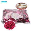 1Bag Rose Bath Rose Spa Relieve Tens Stress+Clean Skin Enjoying Good Feeling Foot Spa Body Massager 100% Natrual C004