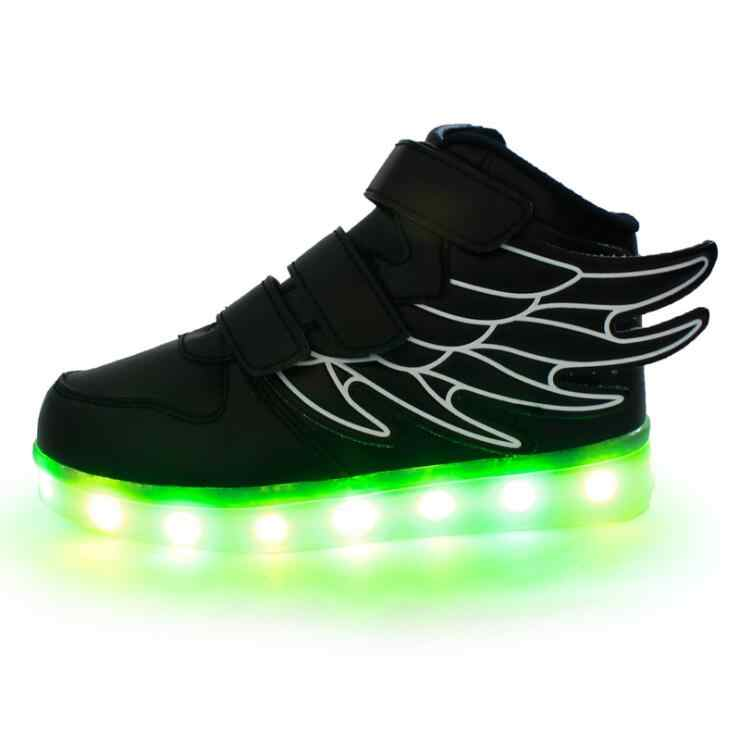 zapatillas nike niña con luces