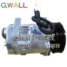 HIGH QUALITY NEW QP7H15 AC COMPRESSOR WITH CLUTCH FOR CAR MASSEY FERGUSON TYPE 6495 PART NO. QP8244