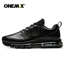 ONEMIX Men Running Shoes for Women Nice Run Athletic Trainers Navy Zapatillas Sports Shoe Max Cushion Outdoor Walking Sneakers 7 onemix man running shoes for men lightweight athletic trainers black zapatillas sports shoe outdoor walking sneakers free ship