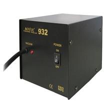 Aoyue932 220 V 16 W Vide Pick-Up station réparation station de reprise bga station de réparation machine pour pcb carte mère
