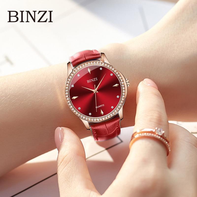 Relojes de pulsera de lujo para mujer, 2018, de marca superior, reloj de pulsera de oro rosa para mujer, relojes de pulsera de moda, reloj femenino XFCS