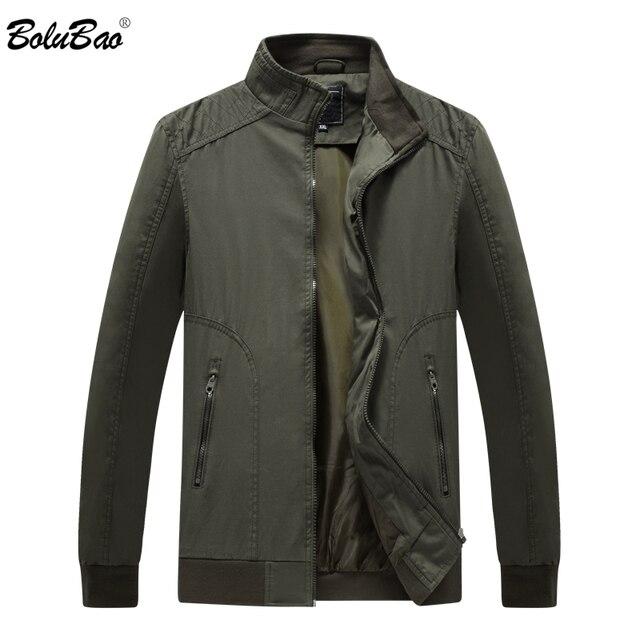 BOLUBAO Men's Jackets Coat 2018 New Brand Autumn Fashion Casual Jacket High Quality Men's Clothing Coat Jacket