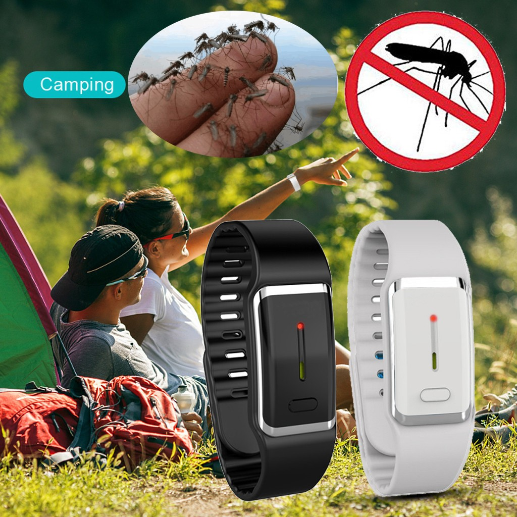 Electronic Mosquito Repellent Sonic Smart Watch For Pregnant Women Baby Mosquito Repellent Pest Reject Repellent