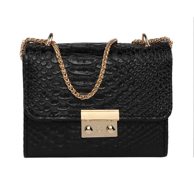 MOLAVE Shoulder Bags new high quality Small Crossbody chain handbag messenger women shoulder bags crossbody bag jan12