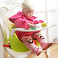 Portátil Multifuncional Cadeira Assentos Do Impulsionador Do Bebê Assento Do Bebê Cadeira De Jantar para As Crianças A Aprender A Comer