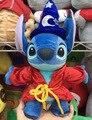 Nette Lilo Stich 626 Magier Weiche Angefüllte Plüsch Spielzeug Puppe Mädchen Freund Kinder Geburtstag Geschenk-in Gefüllte & Plüschtiere aus Spielzeug und Hobbys bei
