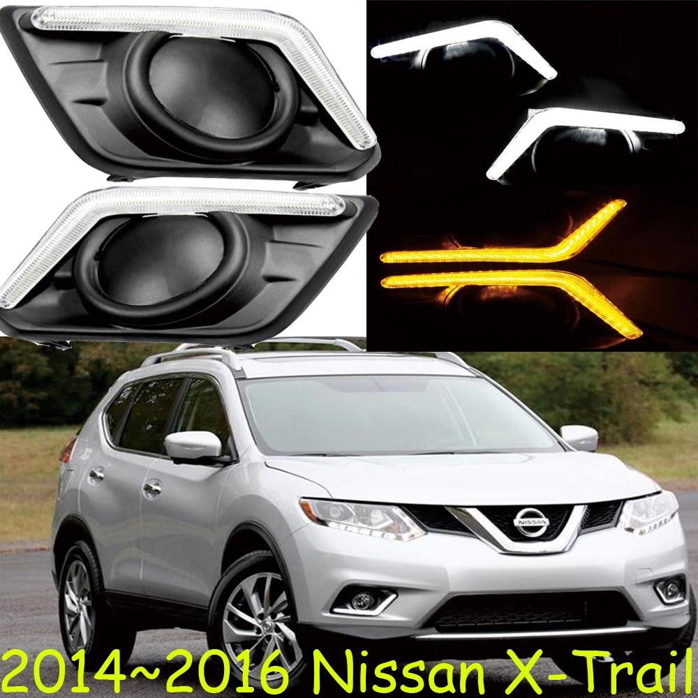 20142016 X Trail Daytime Lightqashqaifree Shipledx Fog Nissan Elgrand Karpet Mobil Comfort Deluxe 12mm Car Mat Full Set Light2ps Setteanasylphyr50sunnyx