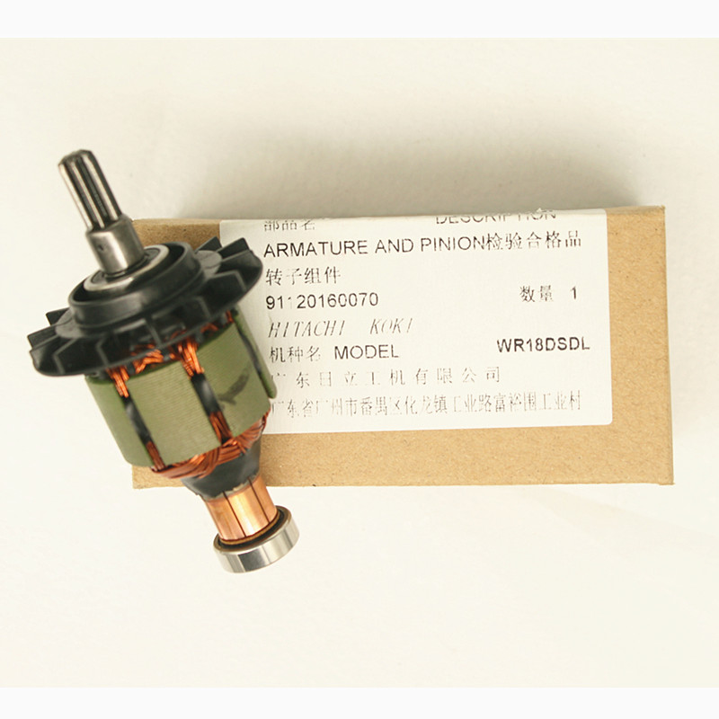 Motor Rotor Engine 360947 For HITACHI 360713 333550 WH18DL WR18DMR WR18DL WH18DMR WH18DSDL WR18DSDL WR18DM2