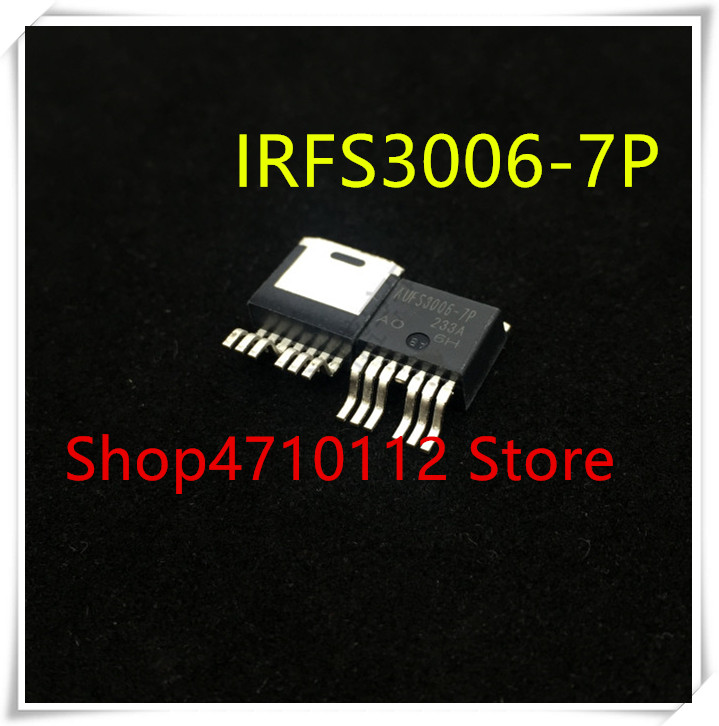 NEW 10PCS LOT IRFS3006 7P FS3006 7P TO 263 IC