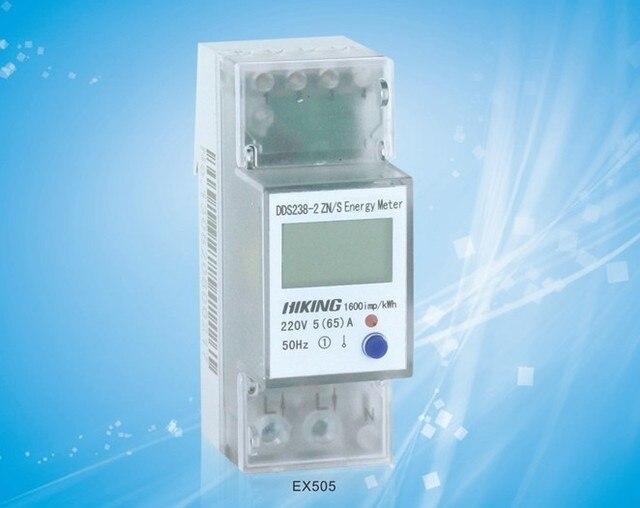 DDS238 2 ZN/S RS485 MODBUS RTU single phase energy meter-in Energy ...