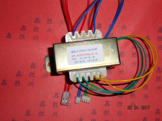 24V/30V/10V  Transformer 220V  input 30VA  EI66*28  Hot air gun desoldering station transformer