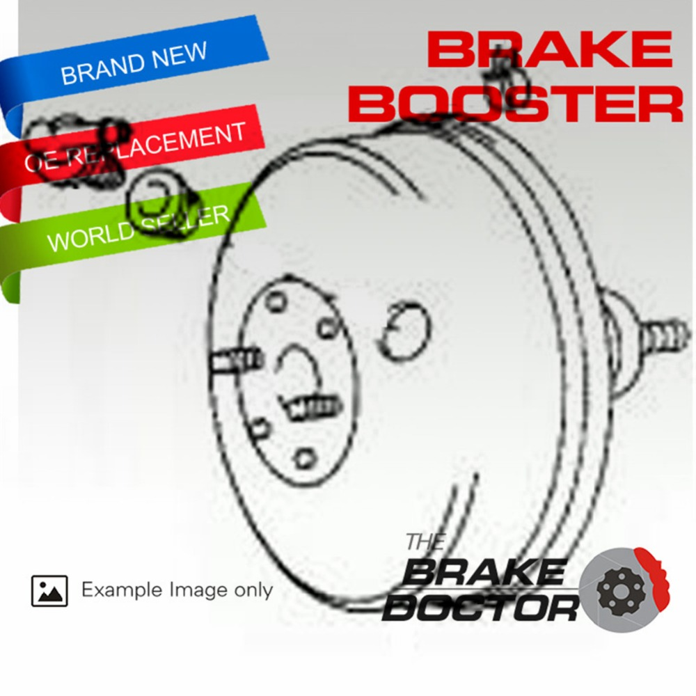 medium resolution of brake booster for toyota caldina 200209 200602 bd 383 in master cylinders parts from automobiles motorcycles on aliexpress com alibaba group