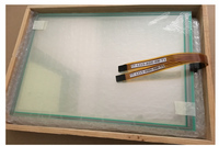 TT 1215 AGH 4W T1 12.1 INCH 4 WIRE TOUCH SCREEN GLASS   FAST SHIPPING|glass glass|glass 4glass touch -