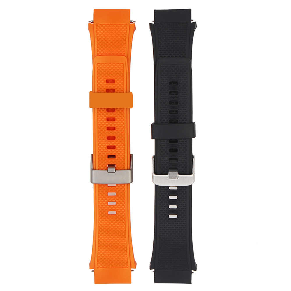 7211b7b0ad75e7 ... Replacement Smart watch accessories Quick Release TPE WatchBand Wrist  bands Strap for HUAWEI Watch 2 Sport ...