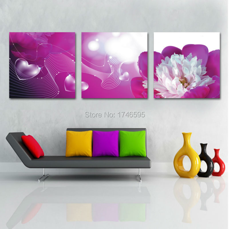 Big 3pcs home wall art decor blooming white flower wall art picture big 3pcs home wall art decor blooming white flower wall art picture print painting for living room bedroom wall decor canvas art in painting calligraphy mightylinksfo