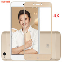 Xiaomi Redmi 4x Glass Tempered Glass Redmi Note 4x Screen Protector MOFi Original 9H 2 5D