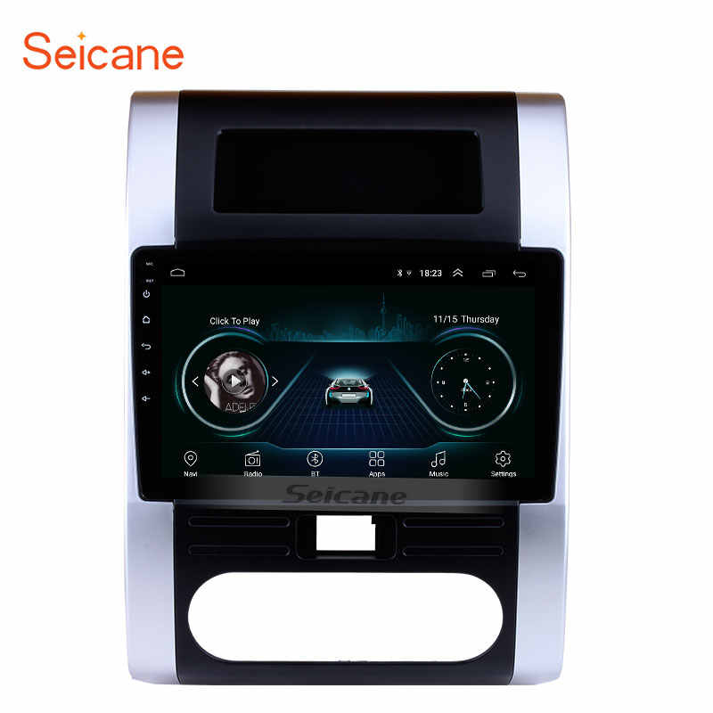 Seicane 10.1 Android 8.1 2Din Quad Core Mobil Radio GPS Multimedia Player Head Unit untuk 2008 2009-2012 Nissan x-TRAIL Dongfeng MX6