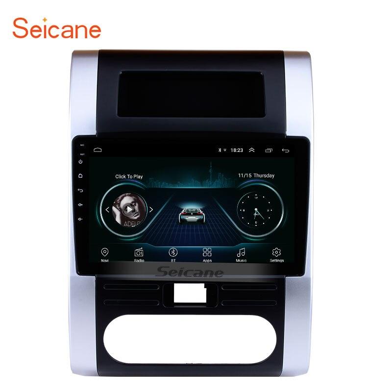 2Din Seicane 10.1 Android 8.1 Quad Core GPS Rádio Do Carro Multimedia Player Unidade de Cabeça Para 2008 2009-2012 NISSAN dongfeng X-TRAIL MX6