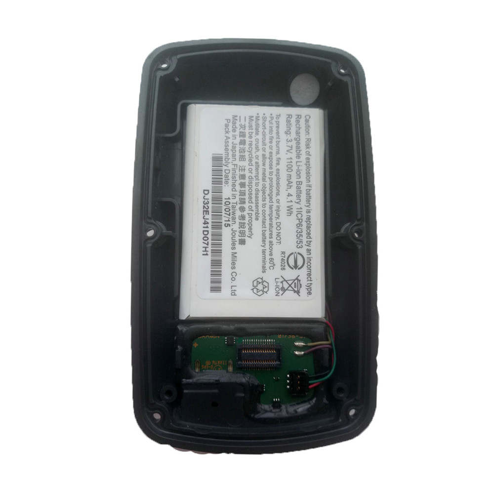 Back Cover with Battery For Garmin Edge 810 Stopwatch Lithium Battery 361-00035-00 Housing Shell Case Replacement Repair PartsBack Cover with Battery For Garmin Edge 810 Stopwatch Lithium Battery 361-00035-00 Housing Shell Case Replacement Repair Parts