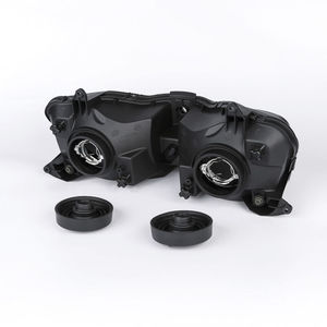 Image 4 - Motorcycle Front Headlight Lamp Assembly For Kawasaki ZZR600 05 08 ZX9R 00 03 Ninja ZX 6R 00 02