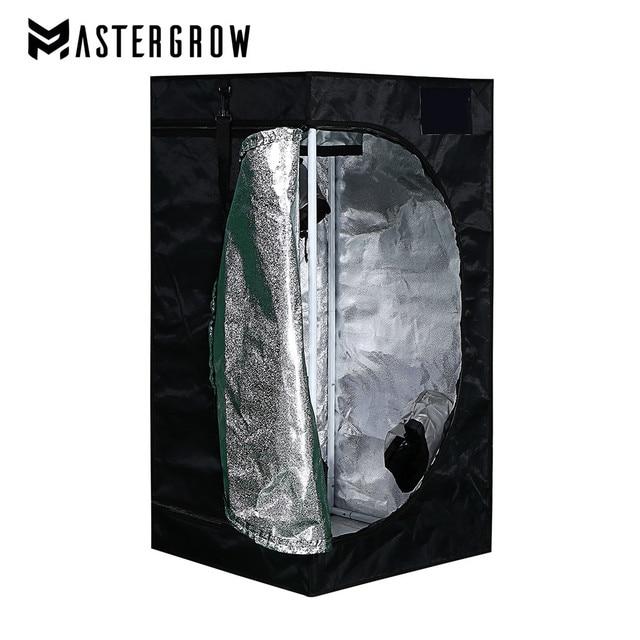 MasterGrow 50X50X100 cm Intérieur Hydroponique Élèvent La Tente ...