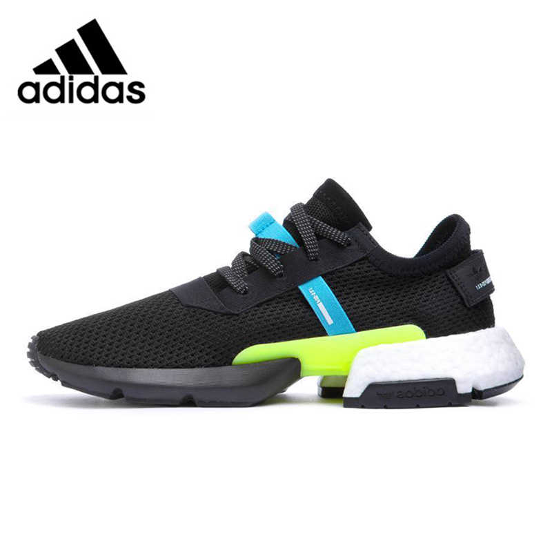 8a91fe788 adidas original POD-S3.1 Boost sport shoes running shoes for men and women