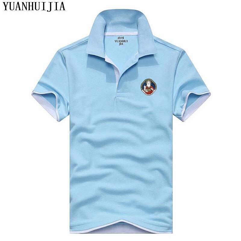 Brand New Men's   Polo   Shirt For Men   Polos   Men Cotton Short Sleeve shirt Clothes jerseys S- XXL 3XL homme