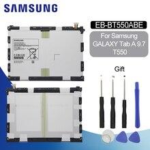 Original Battery For SAMSUNG T550 EB-BT550ABE 6000mAh For samsung Galaxy Tab A 9.7