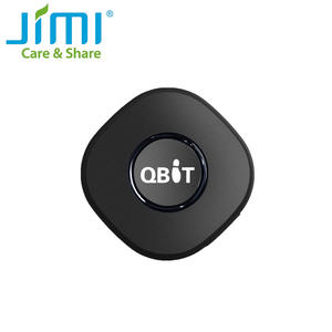Concox Qbit Mini GPS Tracker Children GPS locator With Voice Monitor SOS Call APP and Website Real Time GSM Portable GPS Tracker