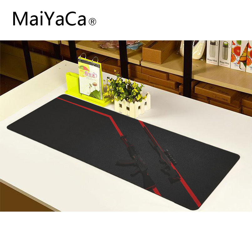 Hot Sale Mouse Pad Cs Go Gaming Gamer Large Size 900*300 MM For Notebook E-sports Gaming Mouse Keyboard Mat