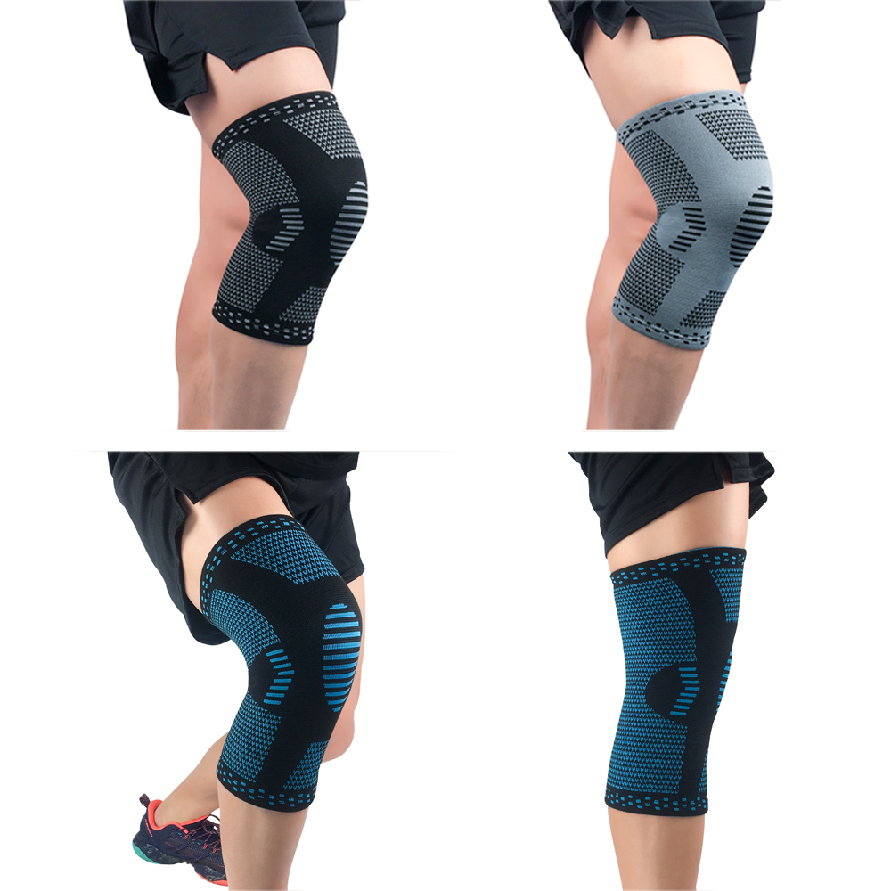 Sports Knee Pads Brace Support Gym Running Comfortable Sports Protectors 1PC LFSPR0071